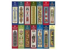 Textile Heritage  Bookmark Cross Stitch Kits - Beautiful Designs To Pick From