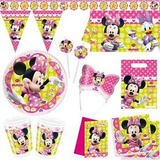 Minnie Maus Kindergeburtstag Toons Party Kinderparty Mouse Daisy Geburtstag Set