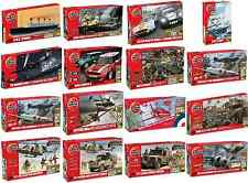 AIRFIX Kit Gift Sets in Various Cars Ships military planes Plastic Model Kits