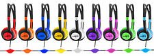 CYW | Urbanz VIBE (Black Edition) Kids Childrens Headphones with Volume Control
