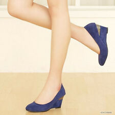 NEW Fashion Woman's Sexy Wedge Heel Pumps Shoes AU All Size Z005