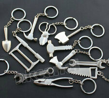 Chrome Special 3D Professional Tools Model implement Keychains keyfobs keyring