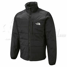 THE NORTH FACE MENS UK SIZE M L XL XXL BLACK REDPOINT JACKET COAT GENUINE WARM