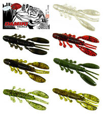 "DAMIKI AIR CRAW 3"" 10 PACK or 4"" 8 PACK select colors"