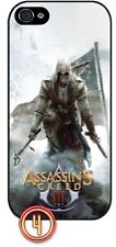★ ASSASSINS CREED 3 ★ PHONE COVER FOR IPHONE 5 (CASE)LIBERATION DESIGN#4