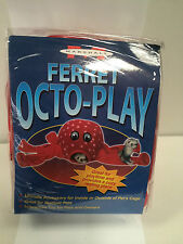 Ferret Hammocks & Octoplay, Ele Fun, Alligator Hide, Soccer Ball, High Roller