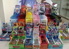 Cardfight!! Vanguard *50* Cards Deck Building Packs for Any Clan with Rare Holos