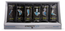 2 Kits Strength Tapes Athletic Kinesiology Pre-Cut Brace Ion Health Technology