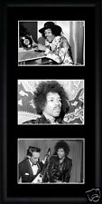 Jimi Hendrix Framed Photograph Set 435mm x 215mm. Click image for more sets