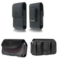 Holster Phone Holder Belt Clip that fits with Hard Protective Hybrid Case on it
