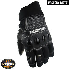 New Summer Scooter Moped Gloves with Touch Screen Tips