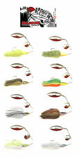DAMIKI MTS SPINNERBAIT  3/8 OZ. various colors