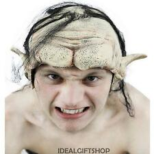 ADULTS EVIL GOBLIN HEADPIECE MYTHICAL CREATURE BOOK & FILM CHARACTER FANCY DRESS