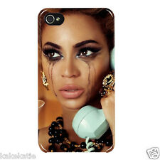 Beyonce colour  Knowles iphone 4 4s hard back case skins cover for i phone Jay Z