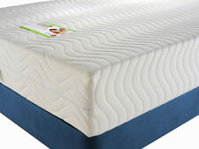 FINAL CLEARANCE- memory foam mattress single double king small super 4ft 5ft 6ft