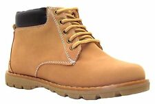 BOY'S JCDEES ANKLE BOOTS , TAN, STYLE - N2006