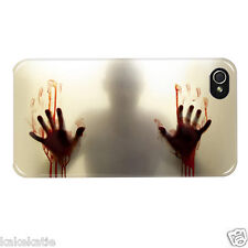 The Walking Dead IP4 4s hard back case cover for i phone 4 4s Zombies