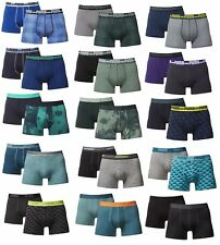 Puma Men Herren Fashion Boxer Short 2er Pack Unterhose gemustert NEU