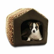 New Pet Puppy Dog House Indoor Sofa Bed Couch Cute Soft Plush Fabric Dogs & Cats