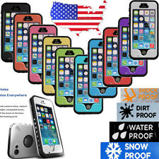 Choose Color Waterproof Shockproof Dirt Proof Durable Case For Apple iPhone 4 4S