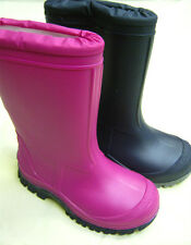 Boys and Girls Startrite Fleeced Wellington Boots Mud Buster