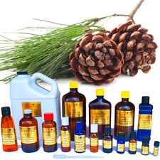 Pine Essential Oil Pure Uncut  Sizes 3ml to 1 Gallon