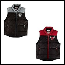 Mitchell & Ness NBA Brooklyn Nets/Chicago Bulls Vest jordan toro 4 slam dunk 6 3