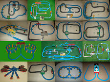 Tomy Trackmaster Thomas the Tank Engine Train Track Set Cranky Knapford Heliport