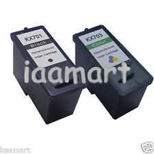Remanufactured Ink Cartridge for Dell KX701 KX703 Dell all in one 948/505/505w