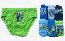 Monsters University Scare Time Boy's briefs Age 3-8 Years available