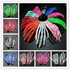 Free Lot Japanese Harajuku Acrylic 2.7 Inch Skeleton hand hairpin Girl Jewelry