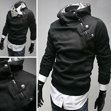 2013 TOP Mens Sexy Slim Fit Sports Hoodies Casual Coats Outwear IN Size S M L XL