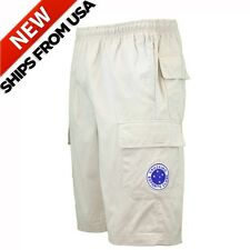 NEW Reebok Cruzeiro Authentic Casual Shorts - Bermuda Casual Oficial do Cruzeiro