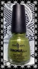 China Glaze *~2012 Crackle Glitters~* Nail Polish Lacquer Choose Your Colors!