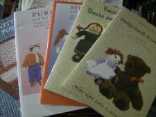 Betty Lampen Knitted Dolls, Dolls & Bears OR Dolls & Animals Booklets Your Choic