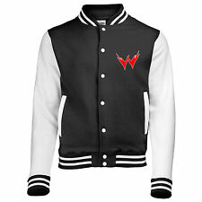 Wrestling Varsity Jacket - Adults - Personalise with your wrestlers name