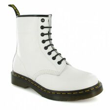 Dr Martens 1460 Unisex 8-Eyelet Leather Boots White