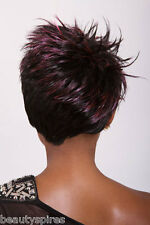 La Trend Synthetic Hair Wig Style Hollie