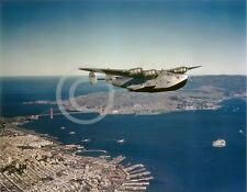 BOEING PAN AM 314 CHINA CLIPPER SAN FRANCISCO PHOTO Historical
