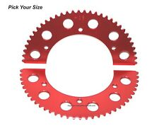 35 Sprocket Go Kart Racing #35 Chain Rear Split Sprocket Aluminum Axle Sprocket