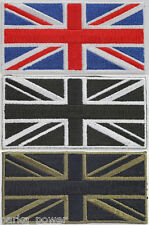 United Kingdom Flag Iron on Patch, badge, UK, England