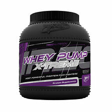 Whey Pump Xtreme 600g Premium Protein Creatine Arginine Designed For Fighters