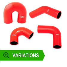 New SSE  - Silicone Hose Elbows RED Car Air Water Coolant