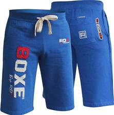 Authentic RDX  BOXE Pro Fleece Shorts UFC MMA Pantaloni Palestra Mens Sport P