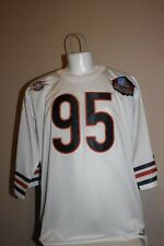 Richard Dent #95 Chicago Bears Superbowl XX HOF White Jersey NWT