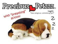 Precious Petzzz Breathing, Snoring, Sleeping Puppy with Bed