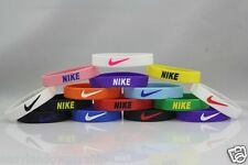 Nike Sports Baller Band Silicone Rubber bracelet (26) RARE COLORS YOU CHOOSE X 1