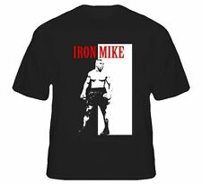 Mike Tyson Scarface style Hip Hop Cool T Shirt tshirt tee Design Printing Boxing