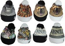 MENS NEW DIGI-BEANIE HATS IN 8 STYLES A VERY SPECIAL PRICE FREE SIZE