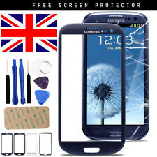 FRONT OUTER SCREEN GLASS LENS REPLACEMENT FOR SAMSUNG GALAXY NOTE2 S3 MINI S3 S4
